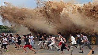 5 DESASTRES Naturales Captados en VIDEO ⚠️