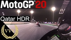 MotoGP '20 Helmet cam and HDR Chat