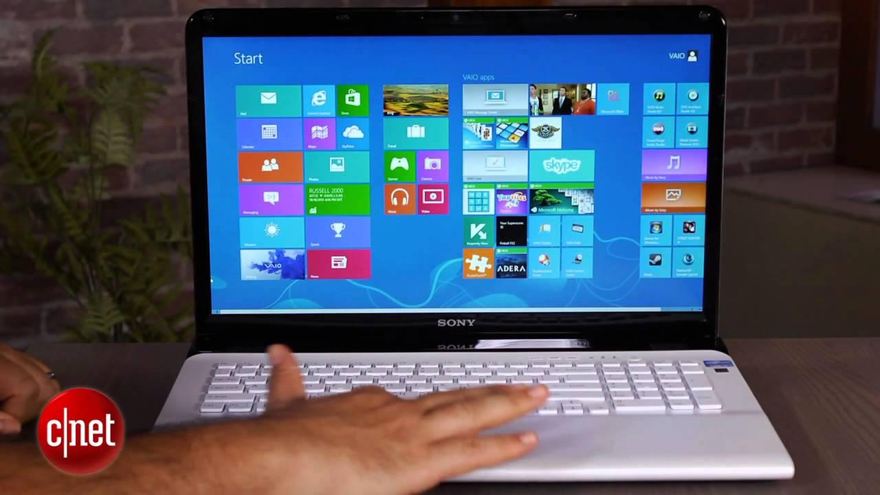 sony vaio windows 10 update