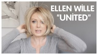 """Ellen Wille """"UNITED"""" Wig (Sandy blond rooted) Review"""