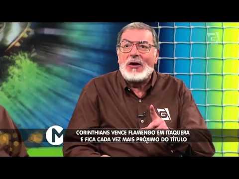 Mesa Redonda - Brasileirão 32ª Rodada: Corinthians X Flamengo (25/10/15)