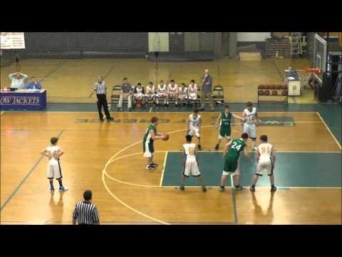 Spencer Middle School vs  Walton Elementary Middle School 5th & 6th Grade Basketball 2/23/16
