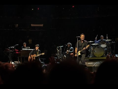 Bruce Springsteen - New York - Madison Square Garden 2016 fu