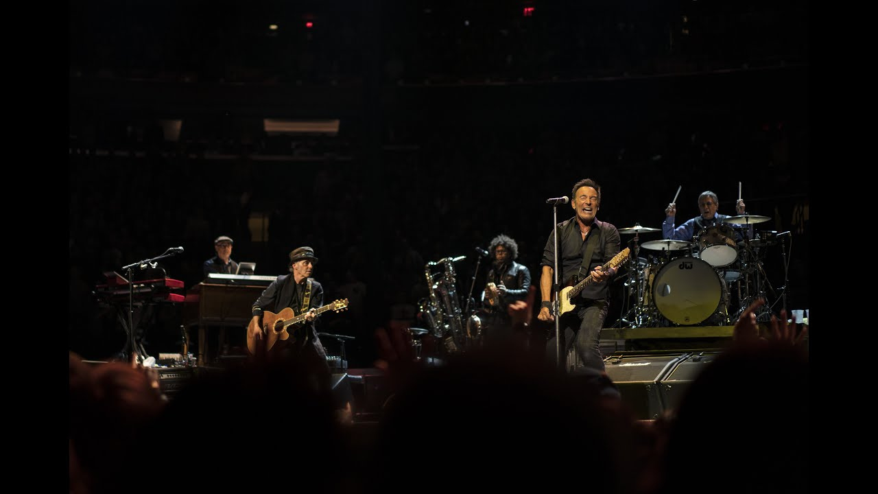 Bruce Springsteen   New York   Madison Square Garden 2016 Full Show