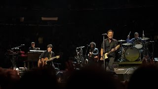 Bruce Springsteen New York Madison Square Garden 2016 full
