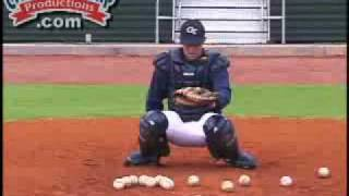 Scott Stricklin:  Drills & Techniques to Develop an All-Star Catcher