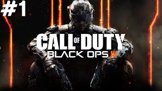 Call Of Duty Black Ops 3 - Başlıyoruz - Bölüm 1