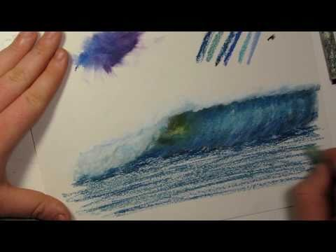 tips-and-tricks-#1~-how-to-blend-oil-pastels