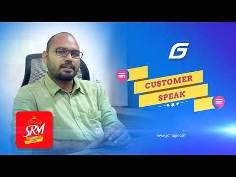 GoFrugal Saves 50% of My Time in Managing my Business | SRM testimonial video