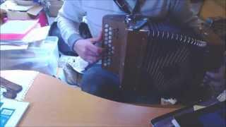 Miz kerzu de Florence Pinvidic (Valse écossaise). Accordéon diatonique.