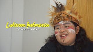 Lukisan Indonesia - Naura   Cover by Yayas