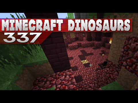 Minecraft Dinosaurs! || 337 || The Scary