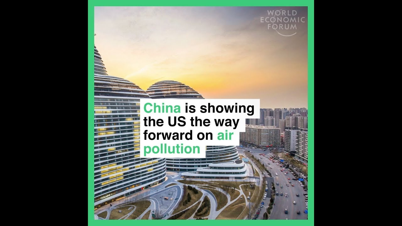 China is showing the US the way forward on air pollution