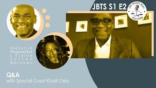 Q&A W/Khalil Osiris