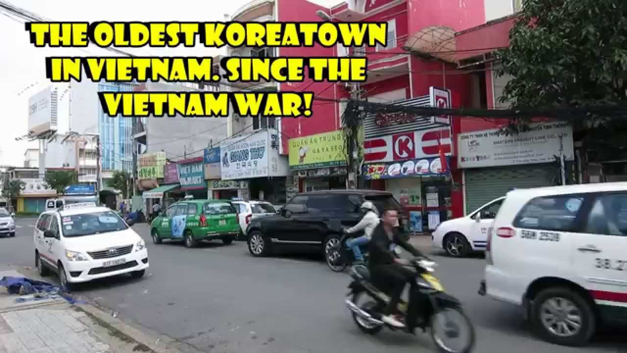 best korean restaurant in saigon vietnam today youtube