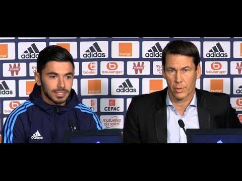 La conférence de presse de Sanson et Garcia en intégralité