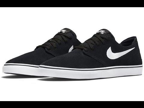 Telégrafo casado jalea  Nike Zoom Oneshot SB Skate Shoe - Review - The-House.com - YouTube