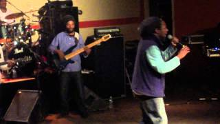 Babylon Trap Them - Ansel Meditation & Ruff Stuff Band Live Pulse 48 Filmed By Cool Breeze