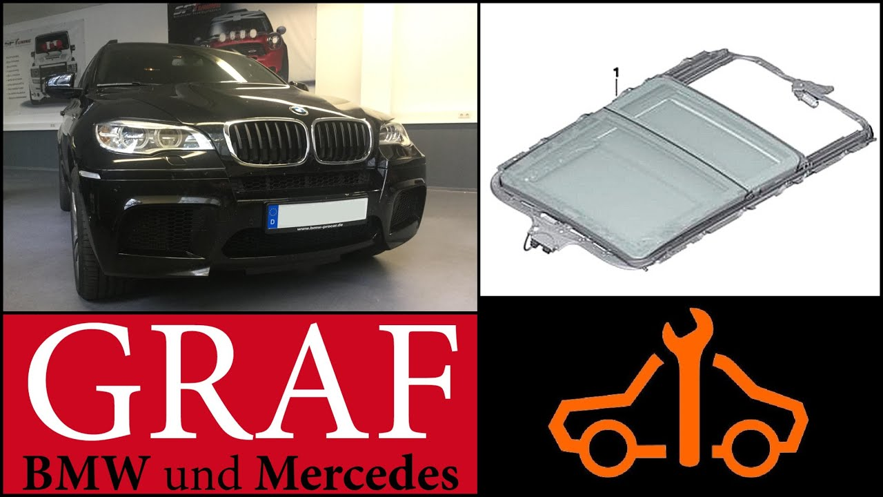 bmw x5 e70 panoramadach mechanik defekt x5 panorama dach anleitung reparatur hamburg youtube. Black Bedroom Furniture Sets. Home Design Ideas