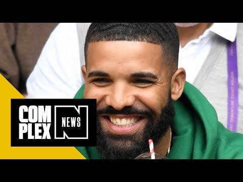 Drake Continues To Break Records