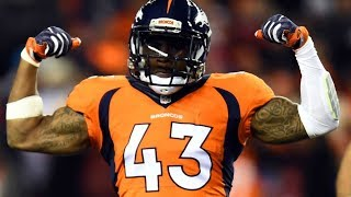 TJ Ward To Be Released Saturday