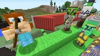 Minecraft Xbox - Giant Arrow [287]