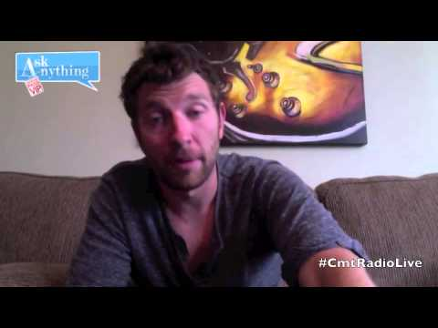 Brett Eldredge Answers Fan Questions on CMT's Cody Alan - After Midnite ​​​ - AskAnythingChat