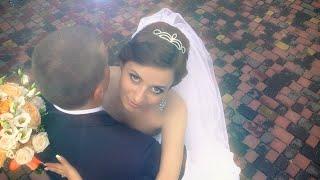 Креативная невеста и понимающий жених :)