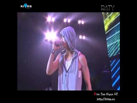 Kim Soo Hyun FC Dream High Concert Japan BTS KITES VN