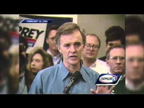 NH Primary Vault: Bob Kerrey's Failure to Launch in 1992