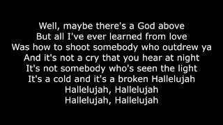 Lyrics Hallelujah Pentatonix