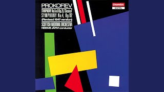 Symphony No. 4, Op. 112 (revised 1947 Version) : II. Andante tranquillo