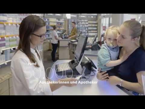 """Imagefilm """"Pharmazeutische Vielfalt in den Apotheken"""""""