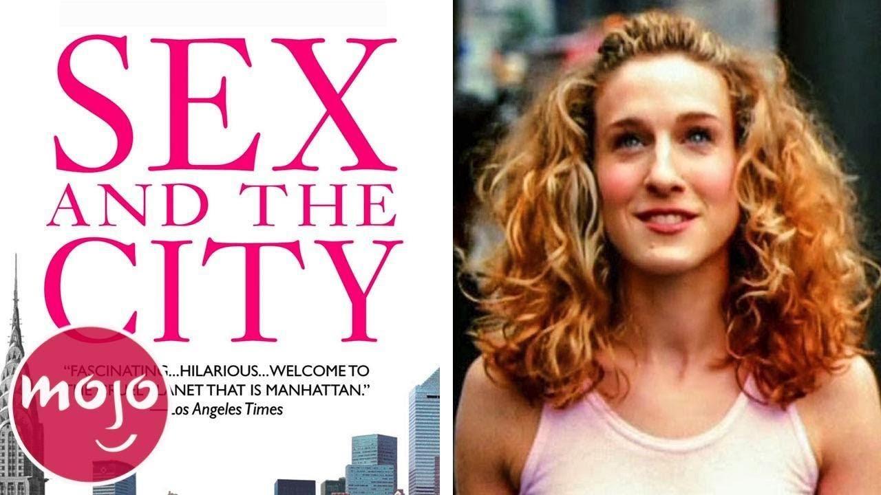 """Download ¡Top 10 DIFERENCIAS ENTRE LOS LIBROS Y LA SERIE DE """"SEX AND THE CITY""""!"""