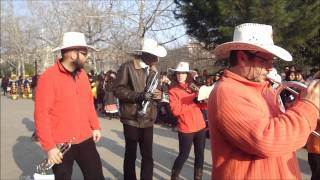 Carnaval Boliviano en Barcelona 2012