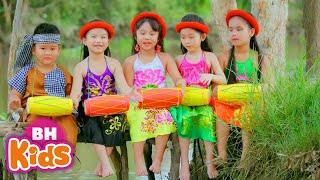 Nhạc Thiếu Nhi Vui Nhộn ♫ Trống Cơm ♫ Chiếc Bụng Đói ♫ Mẹ Ơi Có Biết - Bài hát cho trẻ mầm non