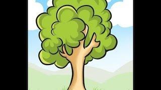 Как рисовать дерево поэтапно. Рисованное видео.(http://myvideonazakaz.ru/moi-uslugi Как рисовать дерево поэтапно. Рисованное видео. Здесь можно заказать рисованную презен..., 2014-06-09T04:00:01.000Z)