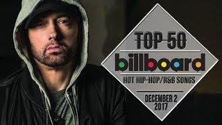 Top 50 • US Hip-Hop/R&B Songs • December 2, 2017 | Billboard-Charts