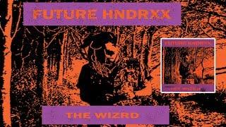 future hendrix WIZRD Album cover remake.ADOBE PHOTOSHOP.Artist-Future Album- Wizrd
