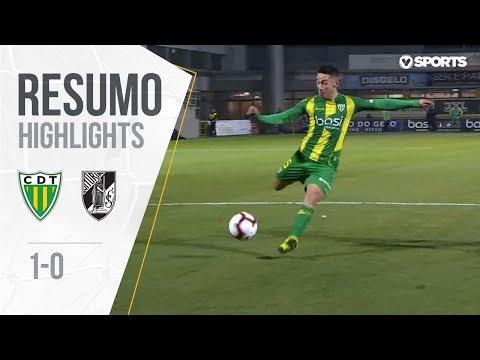 Highlights | Resumo: Tondela 1-0 Vitória SC (Liga 18/19 #21)