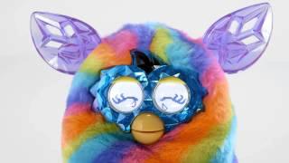 Furby Boom Crystal - Rainbow