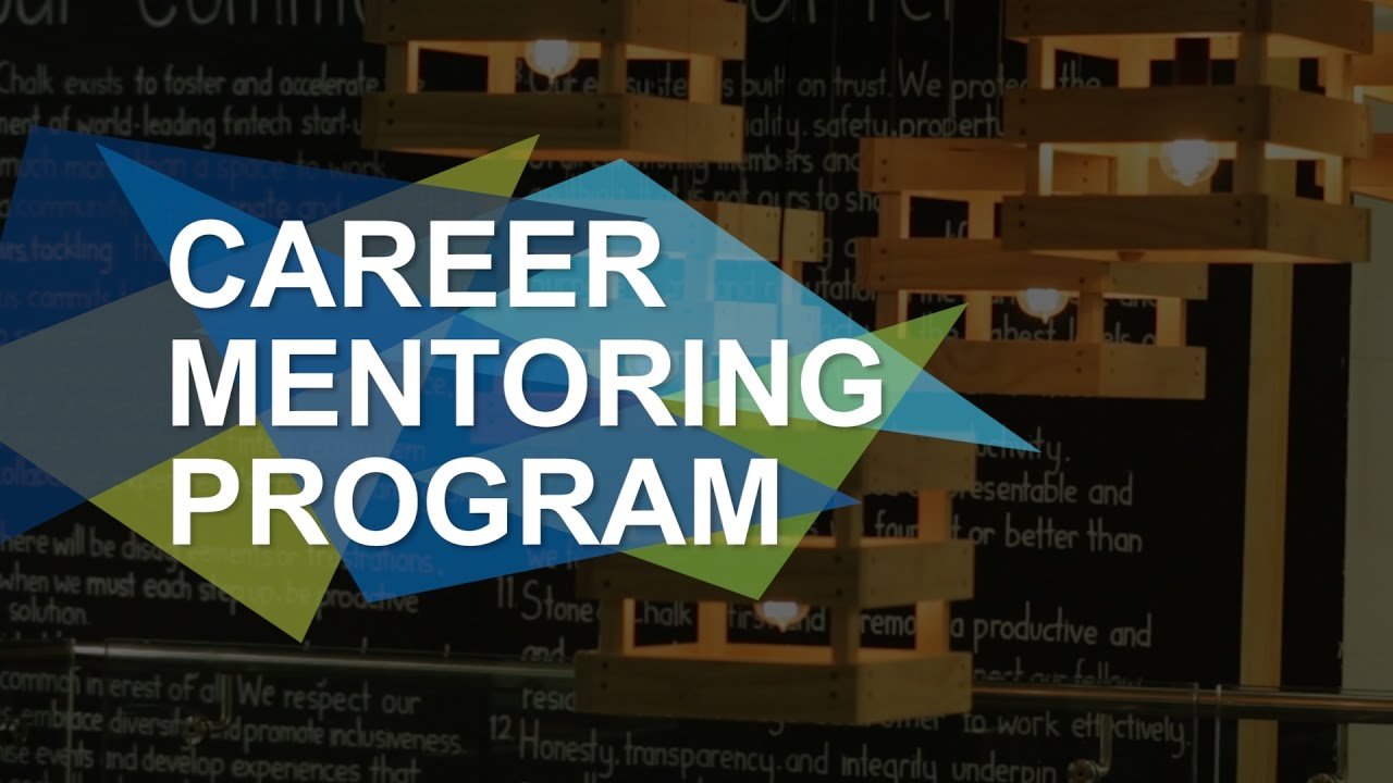 Career Mentoring Program - A day in the life of a mentee