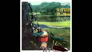 Scottish Splendor - The Regimental Band and Pipes and Drums of THE BLACK WATCH - A - Band 01