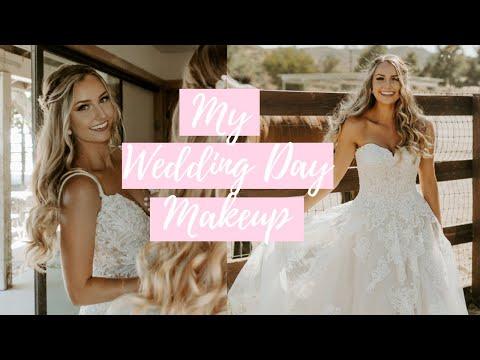 MY WEDDING MAKEUP! thumbnail