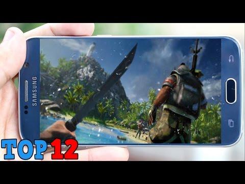 TOP 12 Mejores Juegos de Supervivencia para Android & iOS En HD