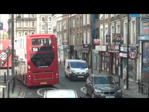 Route 277 Stagecoach London Bus to Crossharber
