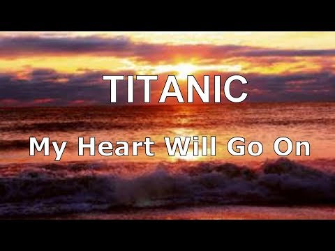 TITANIC MY HEART WILL GO ON Piano Relaxing Music | Sleep Music | Instrumental Music | Calming Music