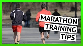 Marathon Training - Five Top Running Tips [Ep19]