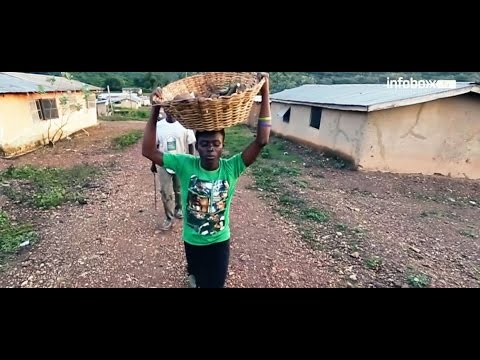 MARTHA BISSAH - Ghana's First Gold
