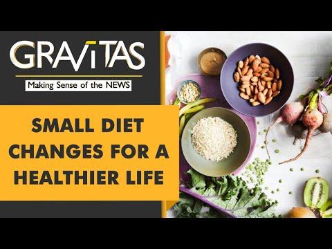 Gravitas: Want a healthier life? Rearrange your platter